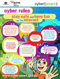 an image Internet Safety Quotes